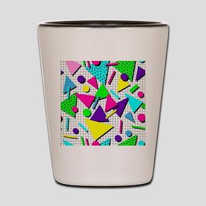 totally radical Shot Glass