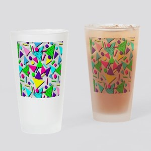 totally radical Drinking Glass