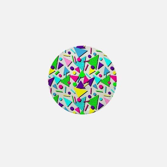 totally radical Mini Button
