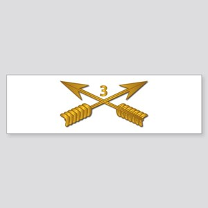 3rd SFG Branch wo Txt Sticker (Bumper)
