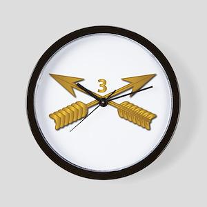 3rd SFG Branch wo Txt Wall Clock
