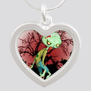 Zombie Creepy Monster Cartoon Necklaces