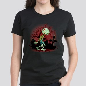 Zombie Creepy Monster Cartoon T-Shirt