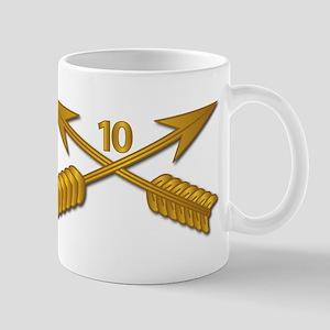 10th SFG Branch wo Txt Mug
