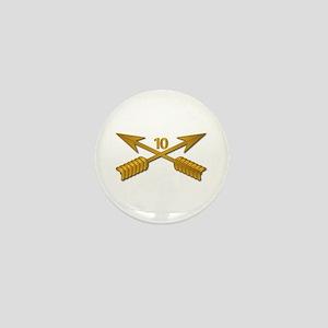 10th SFG Branch wo Txt Mini Button