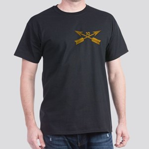 10th SFG Branch wo Txt Dark T-Shirt