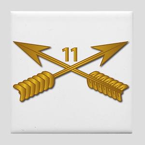 11th SFG Branch wo Txt Tile Coaster