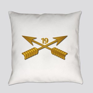 19th SFG Branch wo Txt Everyday Pillow