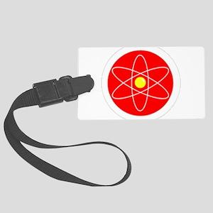 Atom Luggage Tag