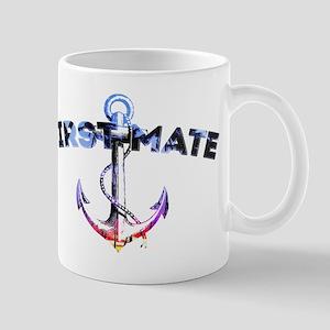 First Mate Mugs