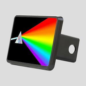 Rainbow Prism Rectangular Hitch Cover