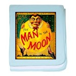 Man in The Moon Game Advertising Print baby blanke