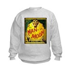 Man in The Moon Game Advertising Print Jumpers