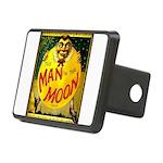 Man in The Moon Game Advertising Print Rectangular
