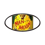 Man in The Moon Game Advertising Print Patch