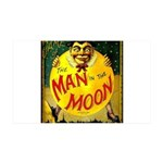 Man in The Moon Game Advertising Print Decal Wall