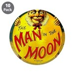 Man in The Moon Game Advertising Print 3.5