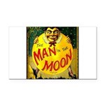 Man in The Moon Game Advertising Print Rectangle C