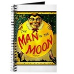 Man in The Moon Game Advertising Print Journal