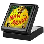 Man in The Moon Game Advertising Print Keepsake Bo