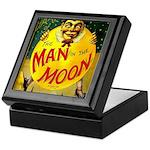 Man in The Moon Game Advertising Print Keepsake Bo