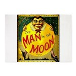 Man in The Moon Game Advertising Print 5'x7'Area R