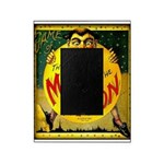 Man in The Moon Game Advertising Print Picture Fra