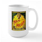 Man in The Moon Game Advertising Print Mugs