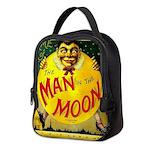 Man in The Moon Game Advertising Print Neoprene Lu