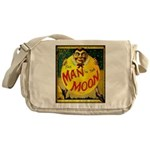 Man in The Moon Game Advertising Print Messenger B
