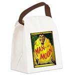 Man in The Moon Game Advertising Print Canvas Lunc