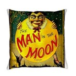 Man in The Moon Game Advertising Print Everyday Pi