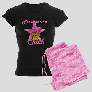 Presbyterian Chick #8 Women's Dark Pajamas