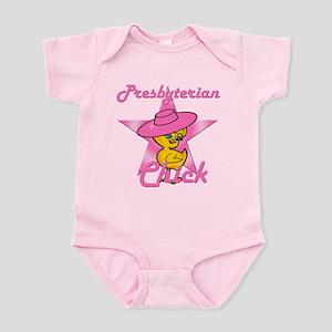 Presbyterian Chick #8 Infant Bodysuit
