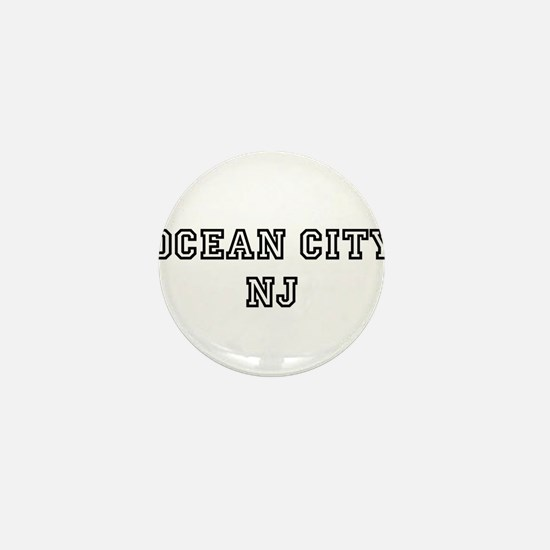 Ocean City NJ Mini Button