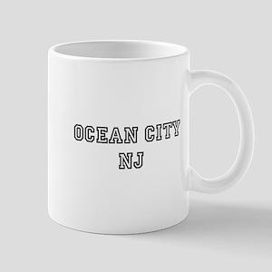 Ocean City NJ Mugs