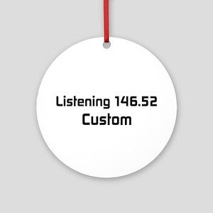 2m Simplex Calling Frequency Custom Callsign Round