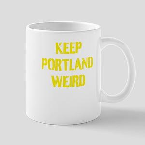 Keep Portland Weird 4 Mug
