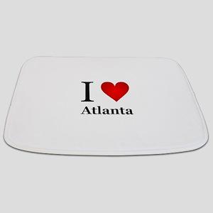 I Love Atlanta Bathmat