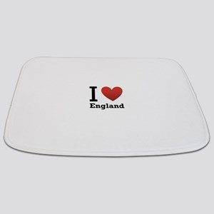 i-love-england-light-tee Bathmat