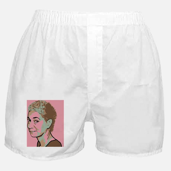 Funny African american literature Boxer Shorts