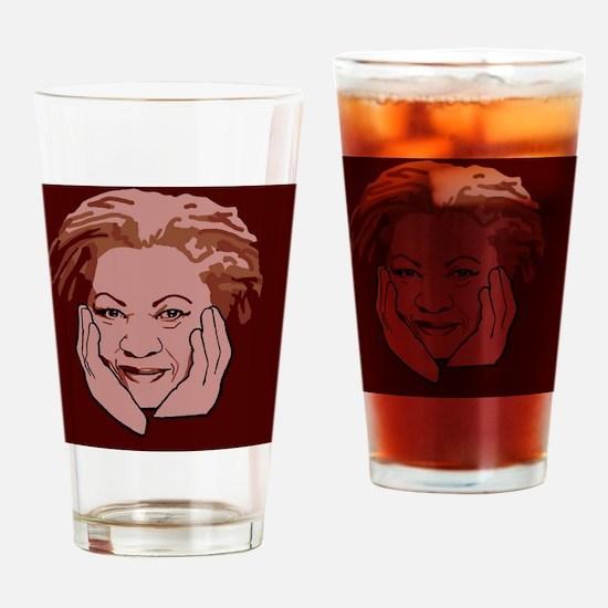Cute Toni Drinking Glass