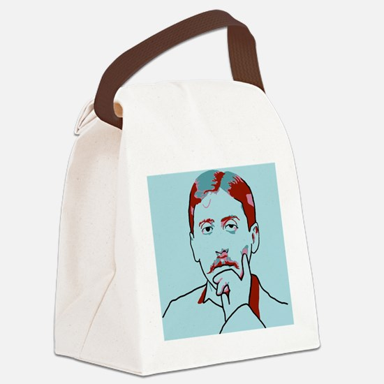 Unique Philosophers Canvas Lunch Bag