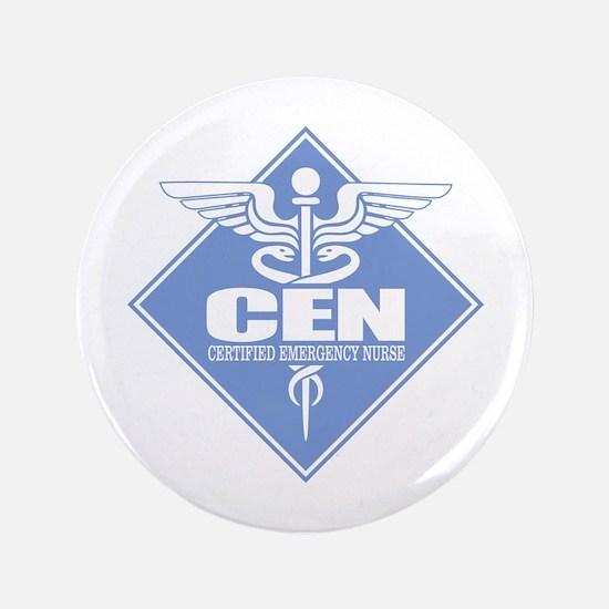 Certified Emergency Nurse Button