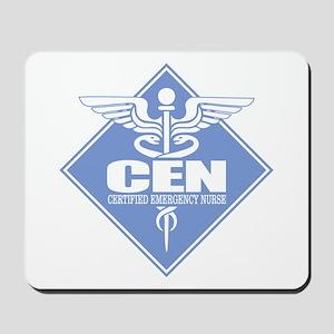 Certified Emergency Nurse Mousepad