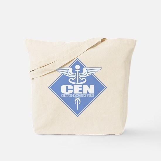 Certified Emergency Nurse Tote Bag