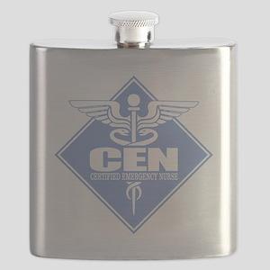 Certified Emergency Nurse Flask