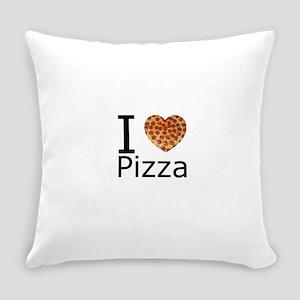IHeartpizza Everyday Pillow
