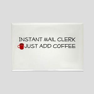 Mail Clerk Magnets