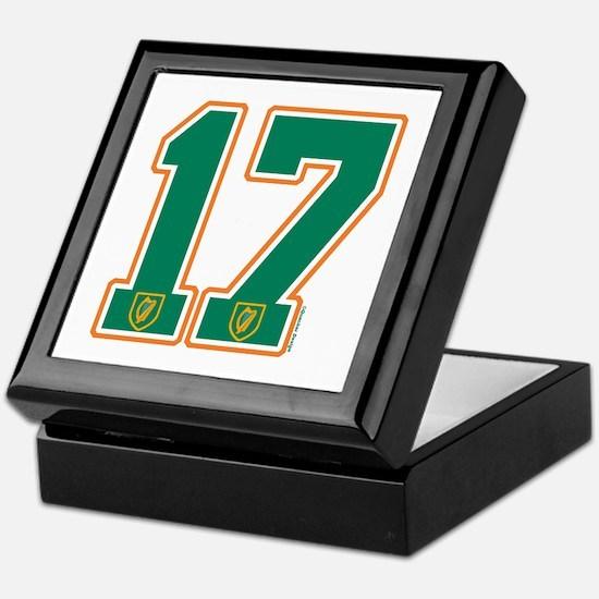IE Ireland(Eire/Erin) Hockey 17 Keepsake Box
